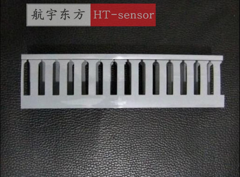 Gray pvc trunking h50 * w45 trunking distribution cabinet line trunking trunking electrical wiring wire bridge