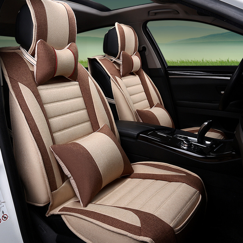 Great wall hover h6 sport seat cover seat cover seat cover seat cover an upgraded version of harvard h6 h5 m4 h3h flax four seasons car seat cover