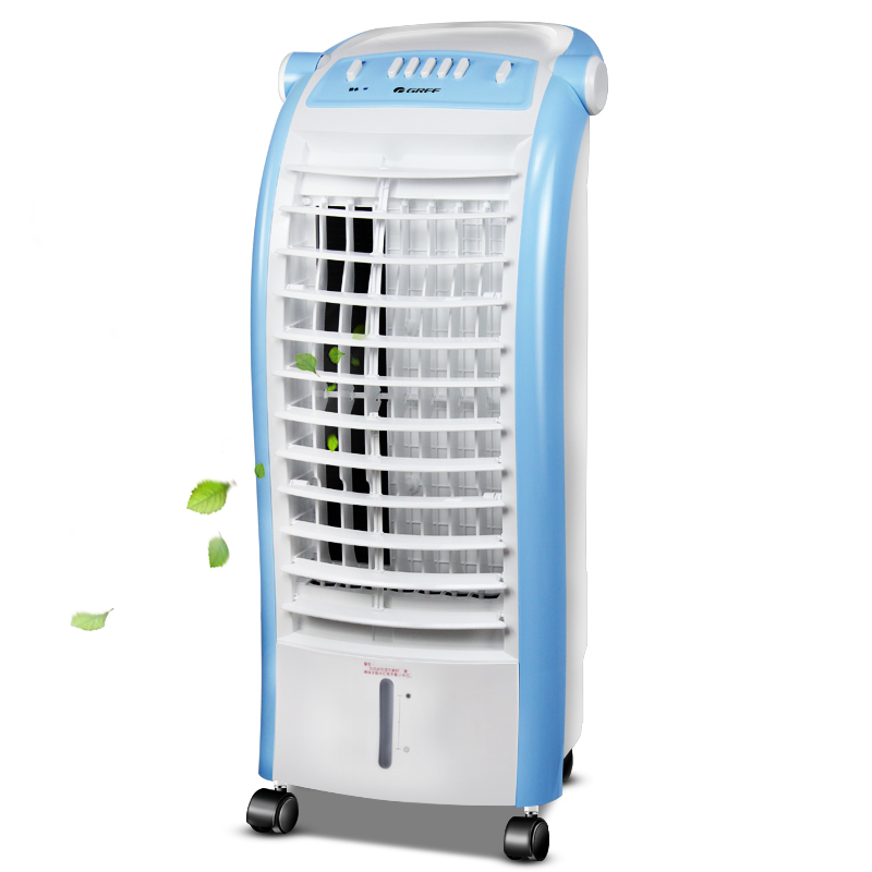 Gree air conditioner fan household mute mechanical cooling fan single cold air cooler fan cooled air conditioning small mobile air conditioning