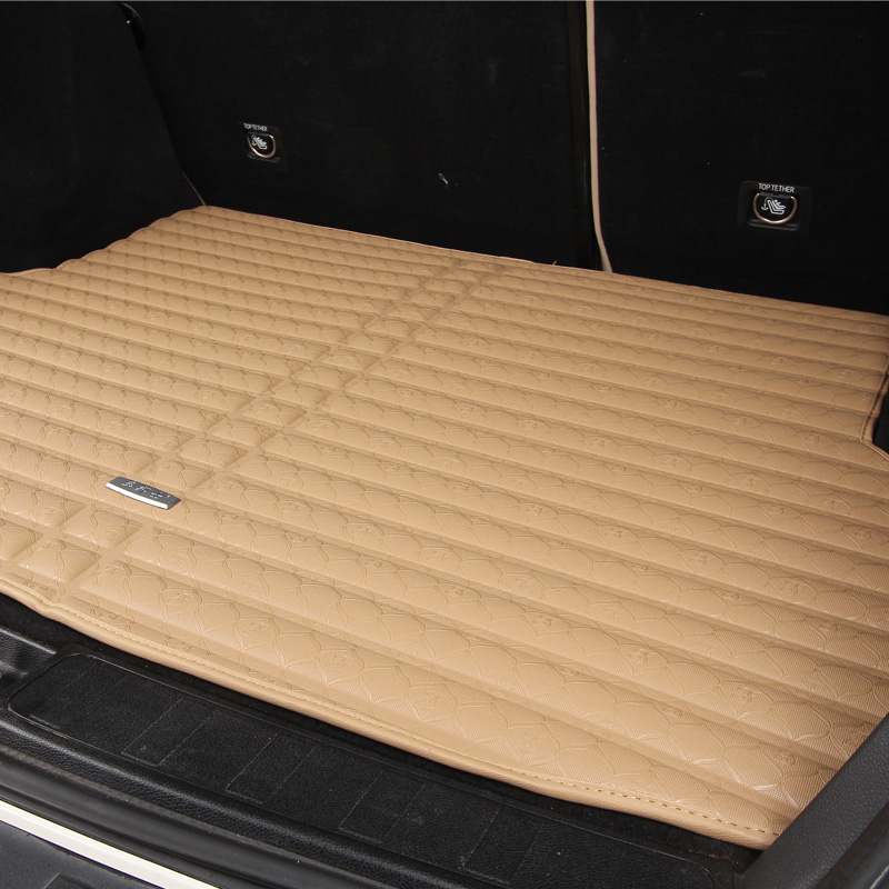 Green car full surround trunk mat great wall hover h6/h1/h2/h3/h5/h9 /Harvard m4 dedicated