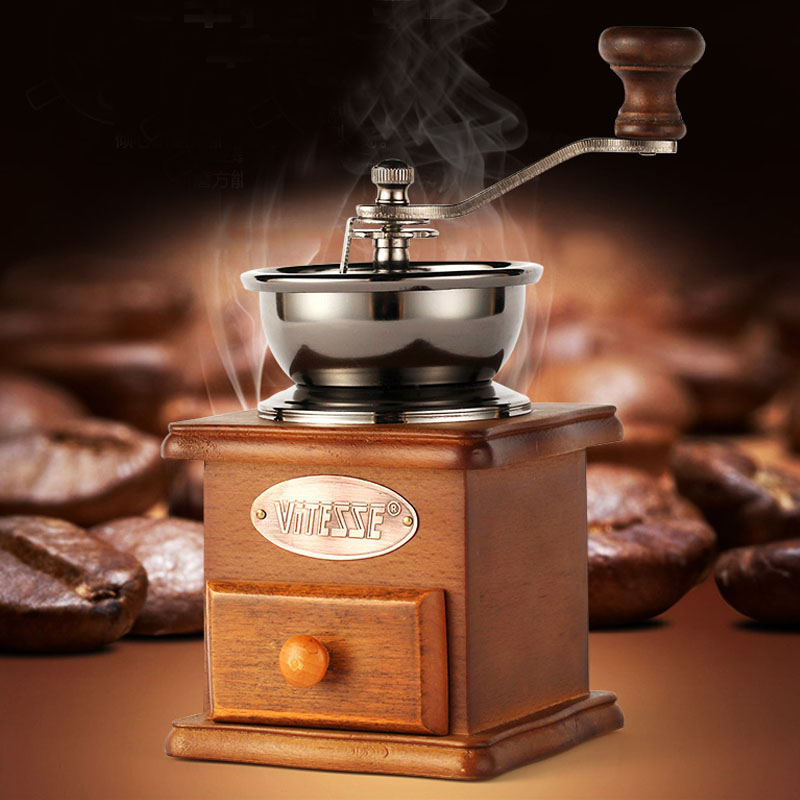 Grinder coffee bean grinder hand coffee grinder manual coffee grinder home