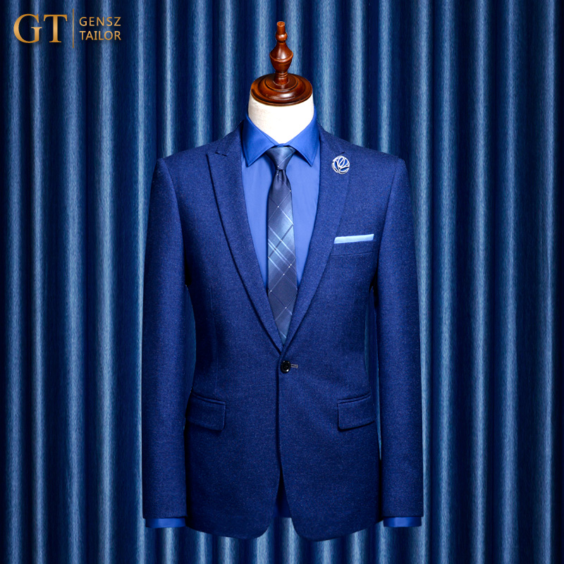 Gt shen cheng [style] custom suits men slim suits dress suit suit suit business and service industry