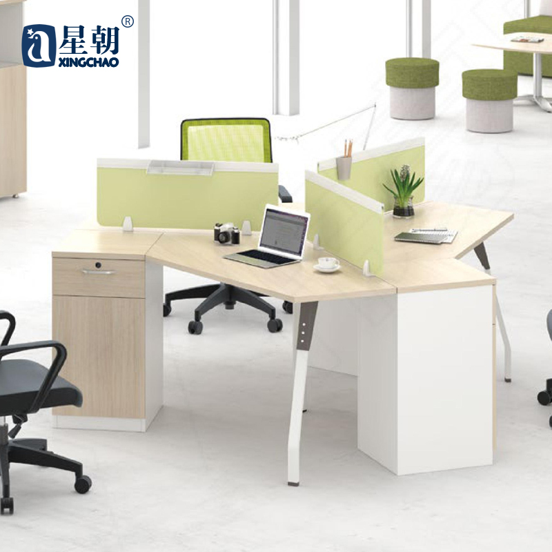 Guangzhou towards staff office furniture desk staff desk work stations wall panels combination of computer desk desk desk