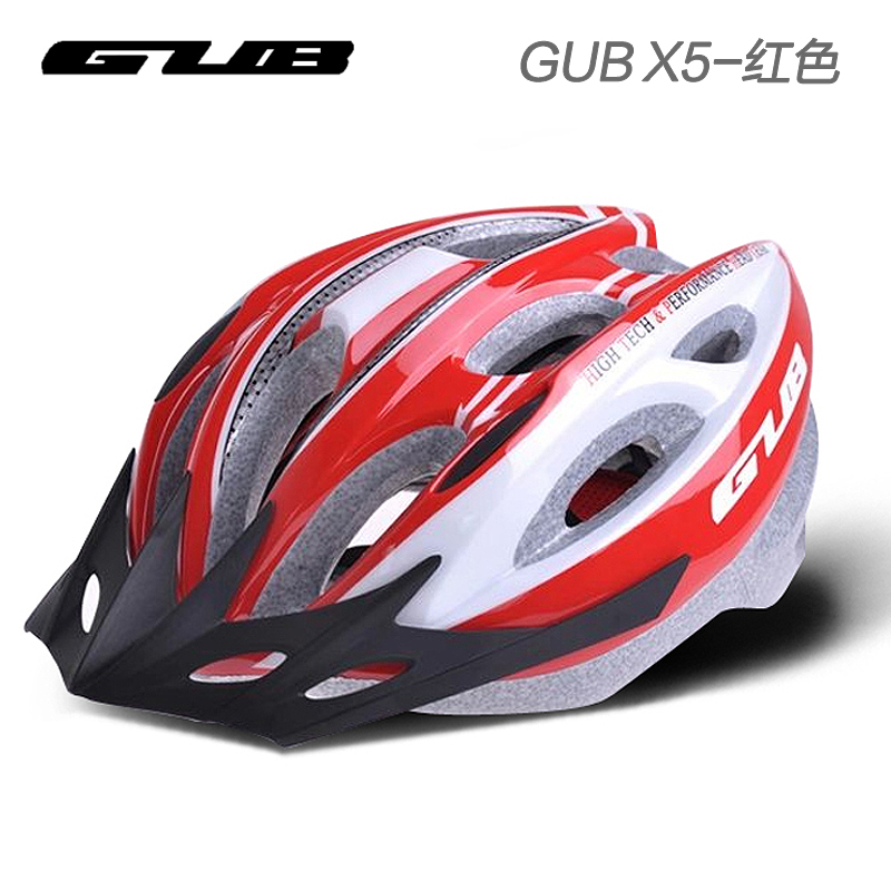 Gub x5 bike helmets for men and women road bike helmet riding helmet mountain bike helmet riding helmet riding equipment