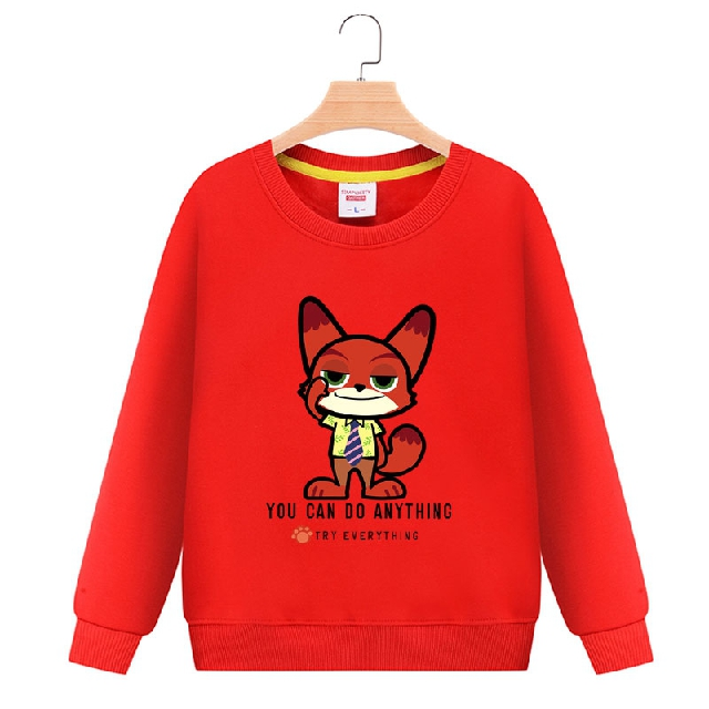 Guitar dragon boys fall and winter children's clothing female children plus velvet sweater hedging 2016 new autumn and winter thicker section