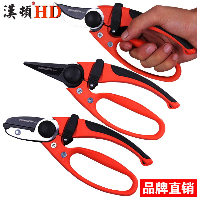 Han dayton german garden shears scissors asperata sticks scissors gardening shears fruit tree pruning shears pruning shears tool free shipping
