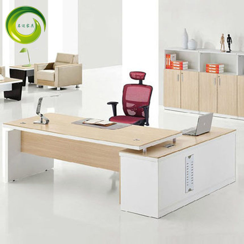 Get Quotations · Hangzhou Office Desk Manager Boss Desk Desk Desk Taipan  Taichung With Deputy Cabinet Desk Modern Office