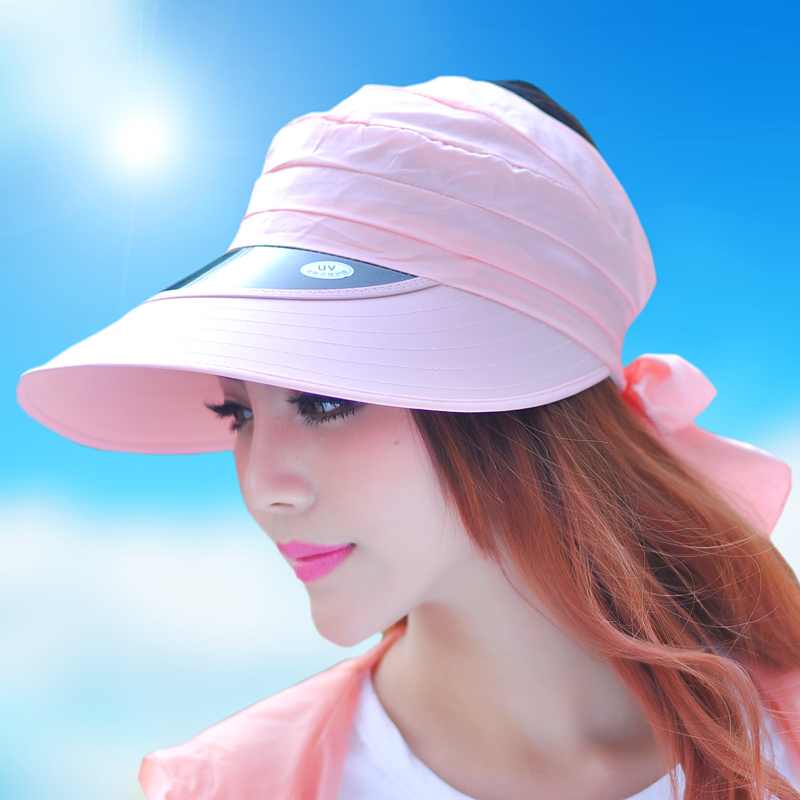 b770483d983 Get Quotations · Hat female summer sun hat cycling cap electric car sun  shade uv sun hat lady hat