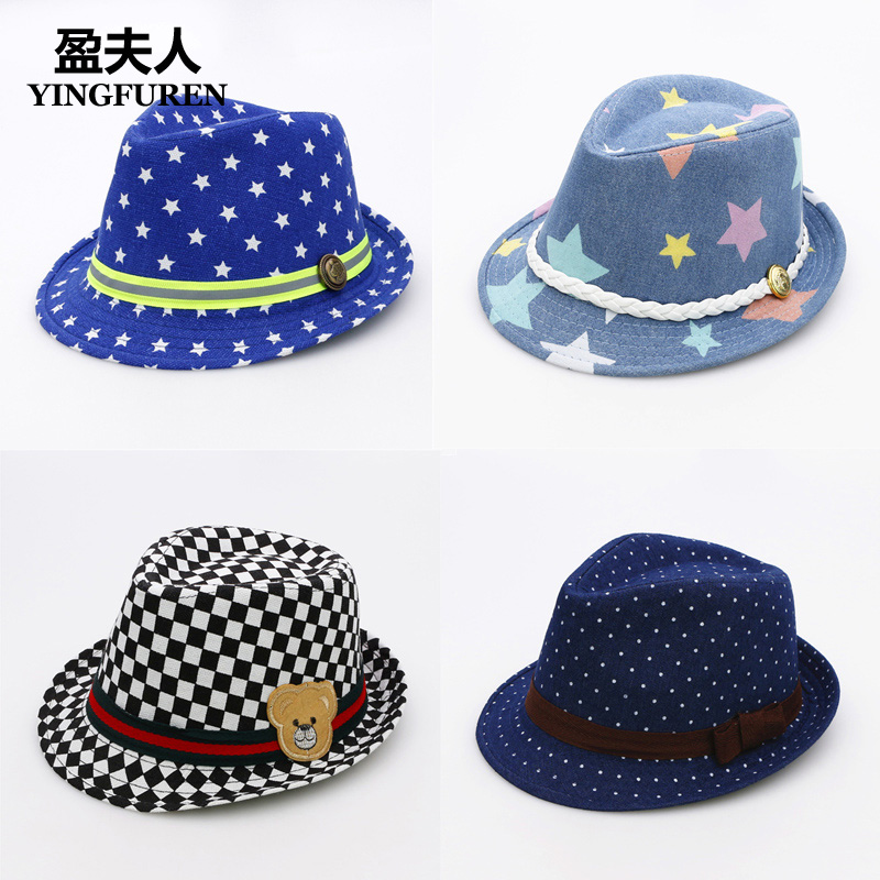 Hat male summer sun hat cowboy hat children hat children sun hat baby hat children hat female spring