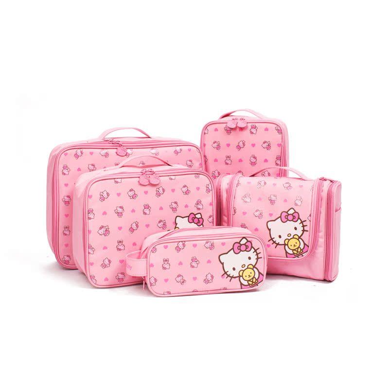 1f3dc0235bd9 Buy Hello kitty cat travel toiletry kits travel kit waterproof pouch  underwear clothing storage storage finishing wujiantao in Cheap Price on  Alibaba.com