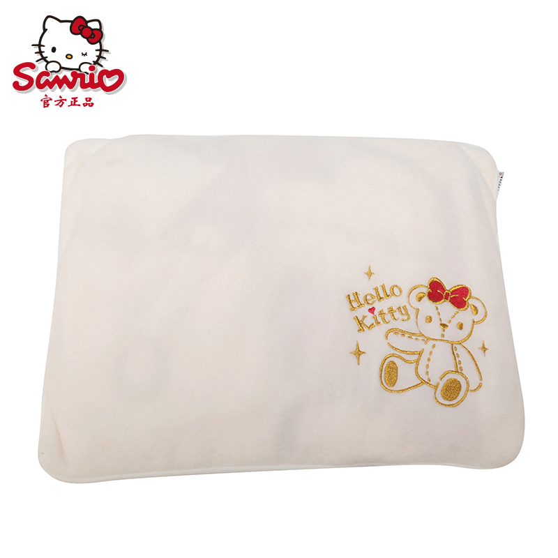 Hello kitty hello kitty blanket costumes red dot series of summer air conditioning blanket blankets for children
