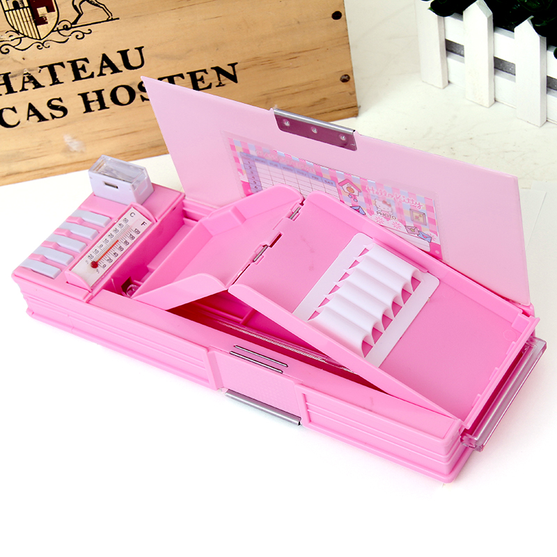 Get Quotations Hello Kitty Plastic Box Stationery Of The New Female Students Pencil Cute