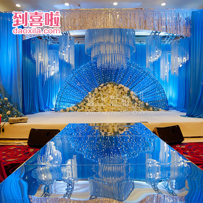 Hi friends of the shanghai beaming beautiful sky blue end private custom wedding wedding planning wedding