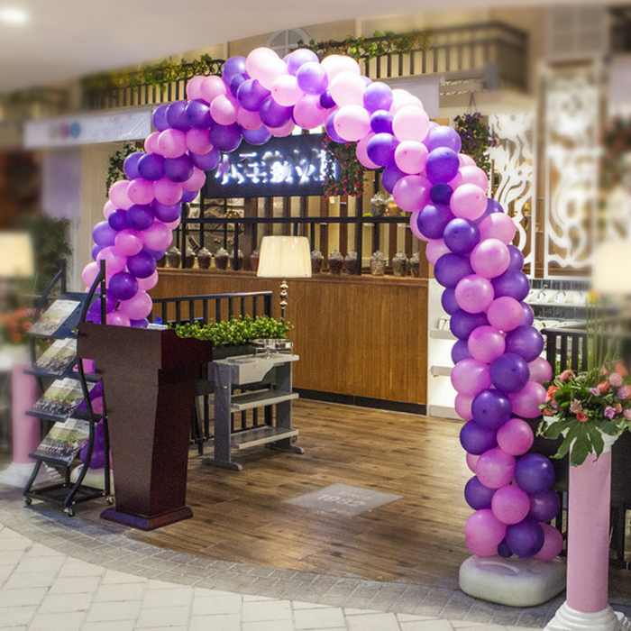 Hi goods space balloon arches arches shelf special shape balloon wedding balloon arches arches arches arches wedding props