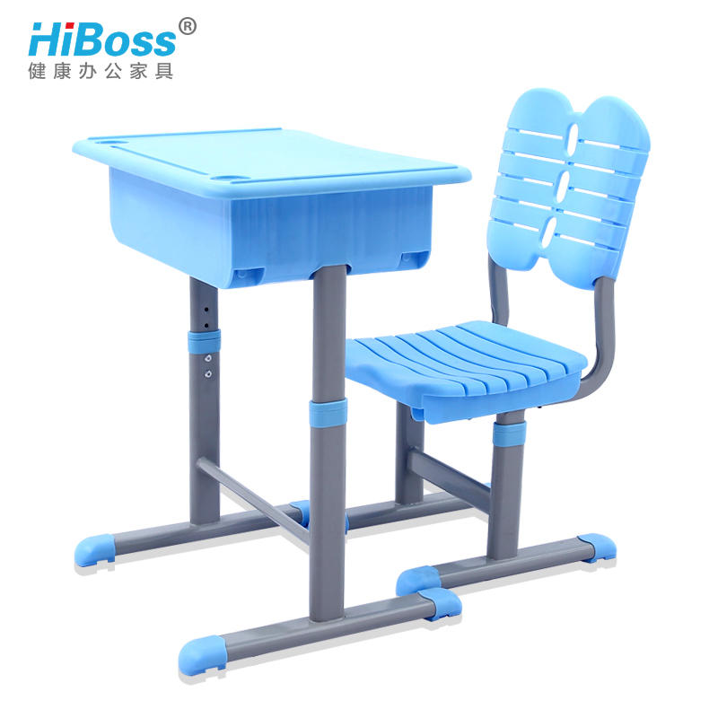[Hiboss] factory direct school class students desks and chairs desks and chairs student desks and chairs remedial classes