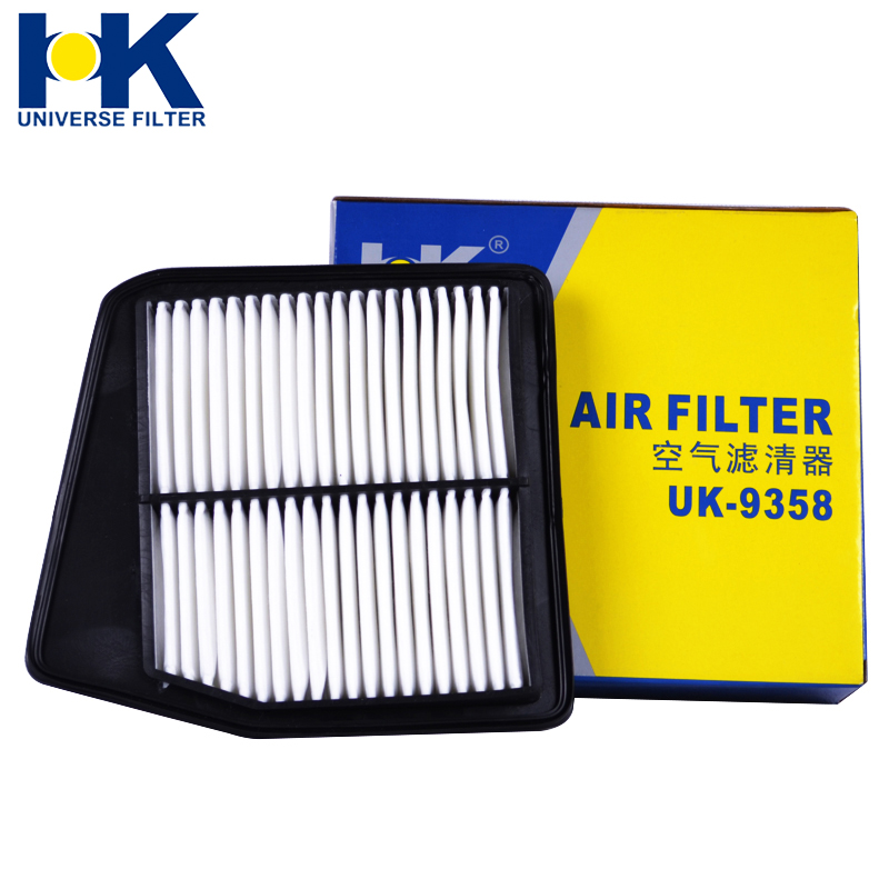 Hk global honda platinum core 2.4l air filter air filter grid filter maintenance accessories uk-9358