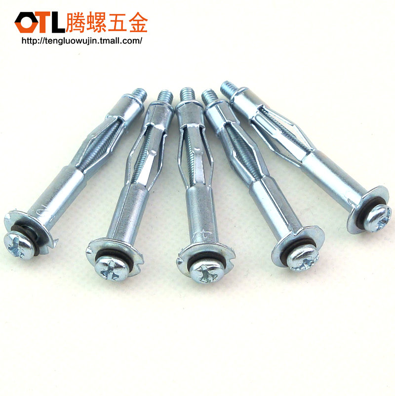 Hollow brick wall tv stand hollow expansion bolt expansion bolt hollow gecko expansion bolt m4 m5 m6 m8