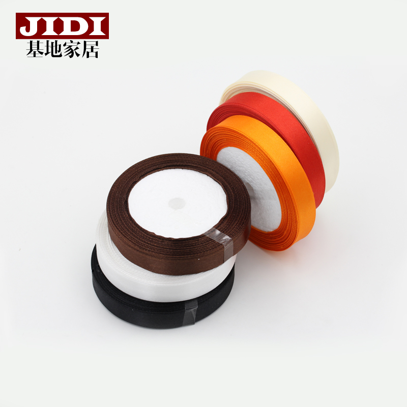 Home base cecectomized 5cm wide packing tape ribbon ribbon ribbon polyester webbing ribbon cake gift packaging