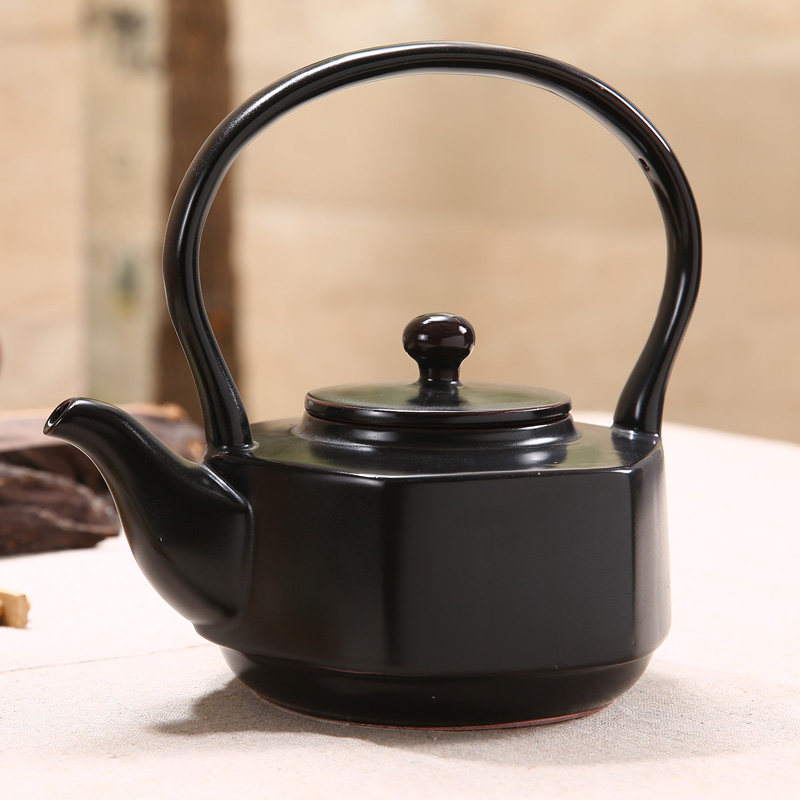 Home cook tea kung fu tea single pot kettle pot large capacity electric furnace electric ceramic heaters available tea Pot