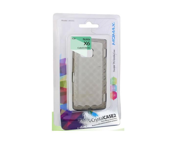 Hong kong momax mo mishi genuine nokia x6 x6 water sets flash diamond protective sleeve specials