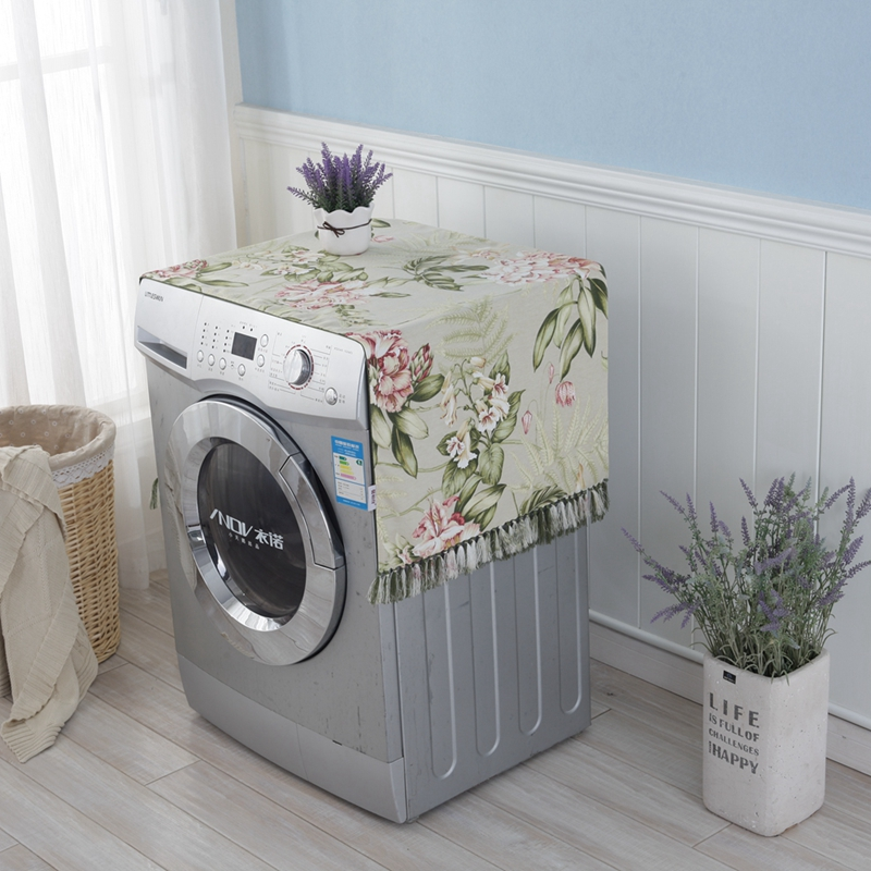 Hope accompanied by haier little swan automatic washing machine drum cover dust cover towel west siemens samsung dust cloth cover