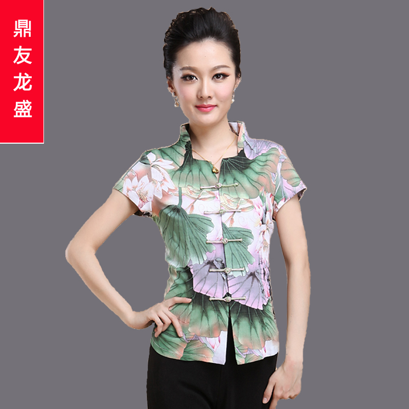 Hotel uniforms summer female tea teahouse tea specialist clothing overalls waiter sleeved overalls