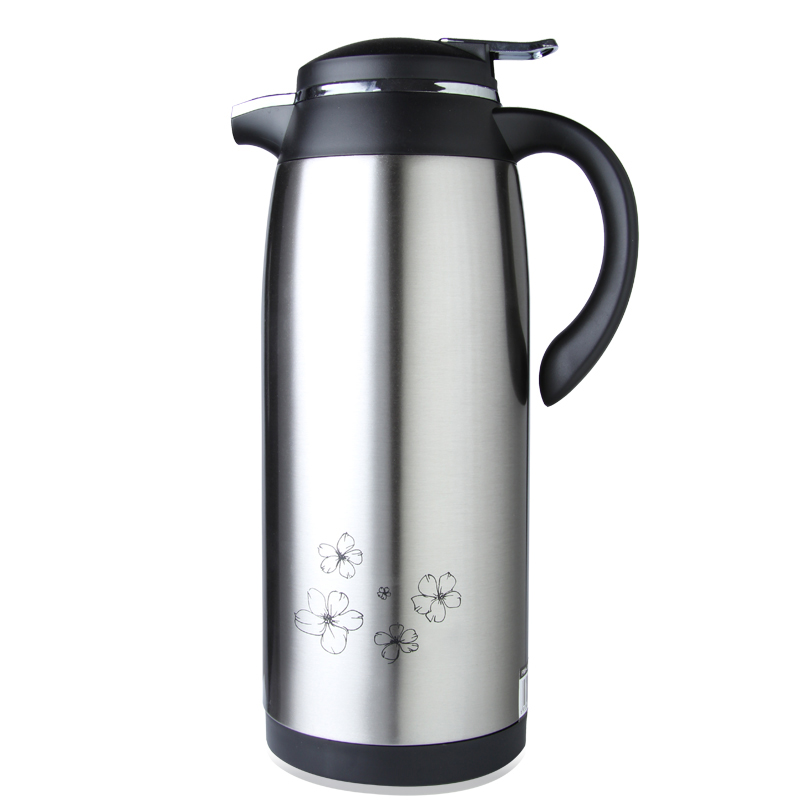 Household stainless steel thermos vacuum glass liner insulation pot thermos of hot water kettle cup thermos thermos married
