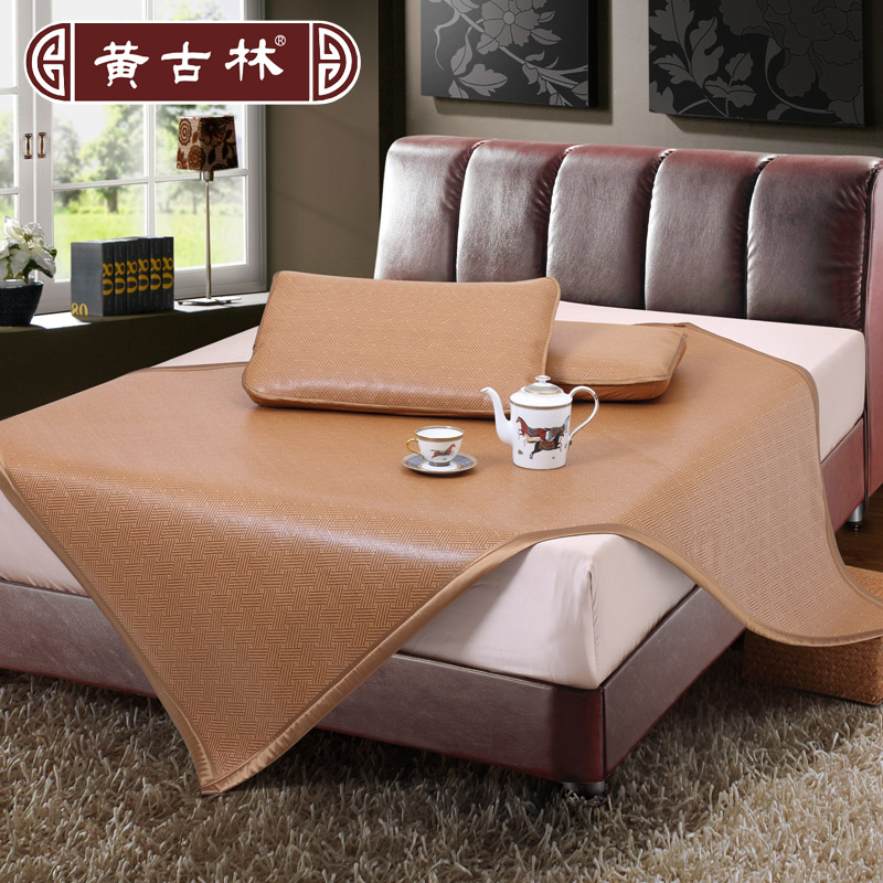 Huang ancient forest guteng seats 1.51.8m bed mat three sets of 1.2 m 1.5 m folding mat summer single dormitory