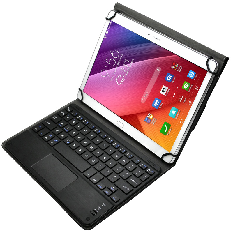Huawei 8.0 m2 bluetooth keyboard leather protective sleeve 801 w/803l holster 8 tablet pc bluetooth keyboard cover