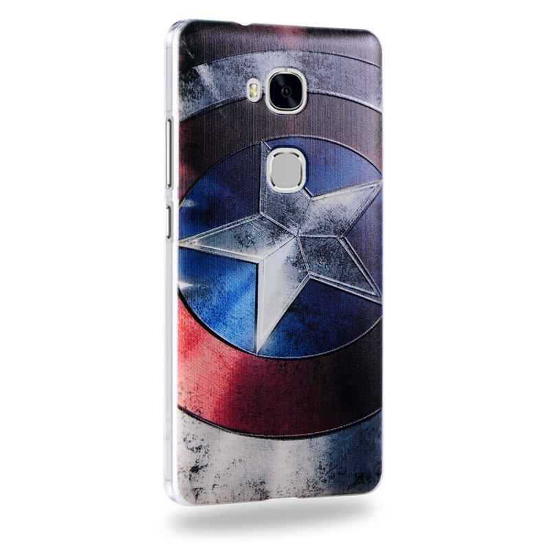 Huawei glory play 4x 5x 5x phone shell huawei huawei glory glory glory painted leather protective sleeve popular brands of hard shell tide personality shell