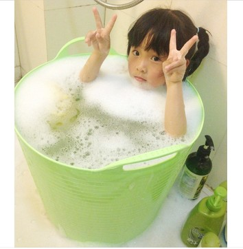 Buy Thick oversized childrens swimming baby bath baby bubble bath ...