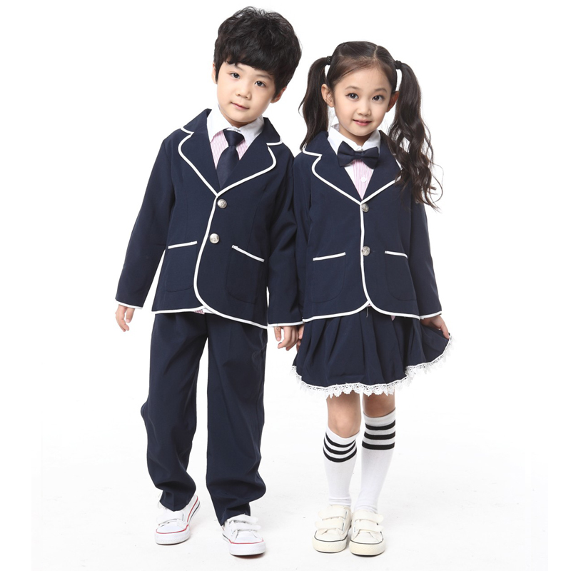 Hyun era england primary school students school uniforms uniforms ban spring suit autumn and winter suits