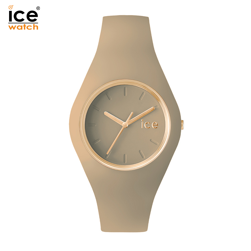 Ice ice glam series quartz movement watch watch female couple tables. gl. car. u. S.14