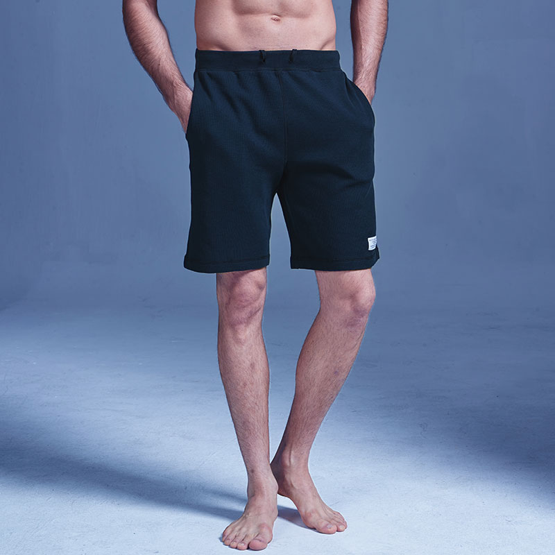 Icolor limited edition man comfortable cotton summer home pants pajama pants arrow pants men pants men's pajama shorts