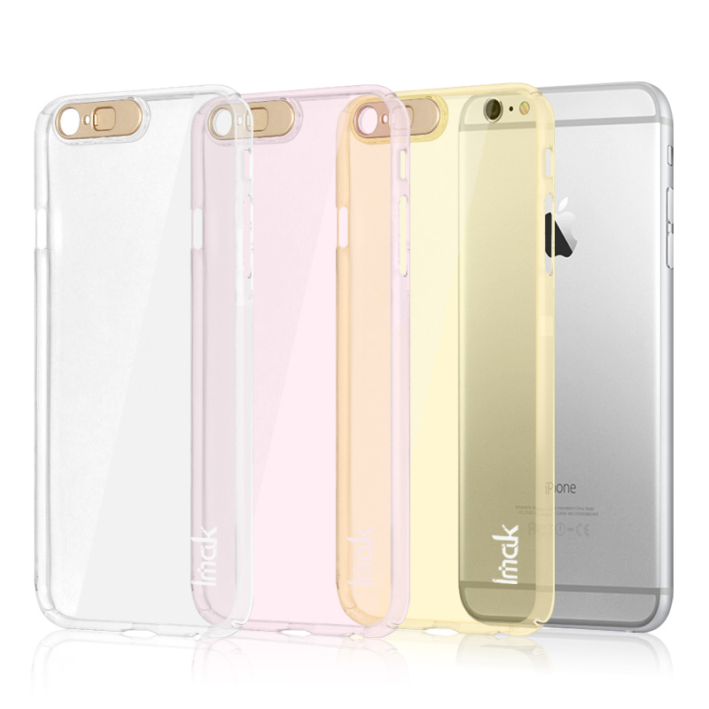 Imak apple iphone6s iphone6 plus plus lightning flash crystal shell mobile phone sets shell
