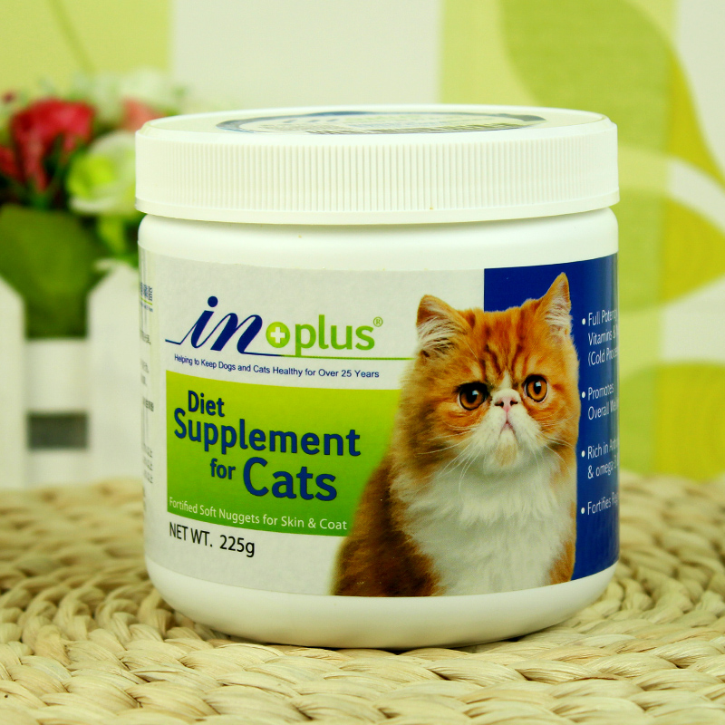 In the united states matt's pet cat with hair care enriched ovolecithin 225g beauty hair care enriched bright hair cat nutrition