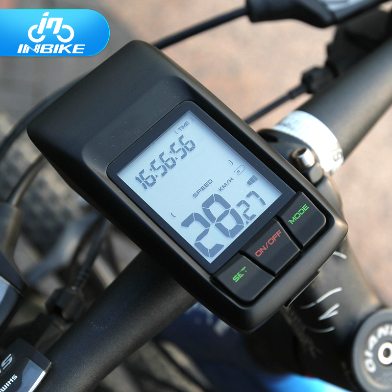 Inbike riding stopwatch chinese wireless illuminatedç hermit lithium bike lights lamp 300 lumens