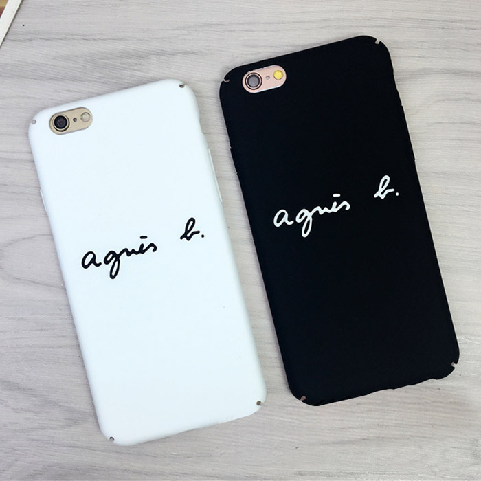 Get Quotations · Iphone6 plus phone shell mobile phone shell personalized couple france s phone sets matte hard shell