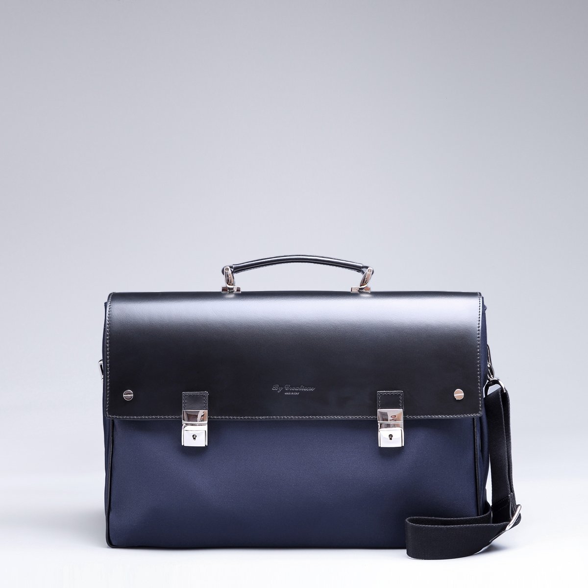 Italian handmade by creations parker products light luxury business briefcase messenger bag portable briefcase