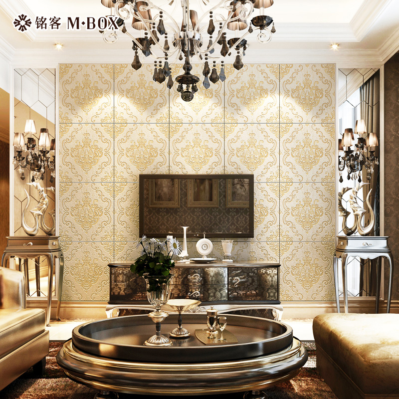 Jacuvo tile european tv backdrop tile wall tile backdrop color carving culture living room tiles