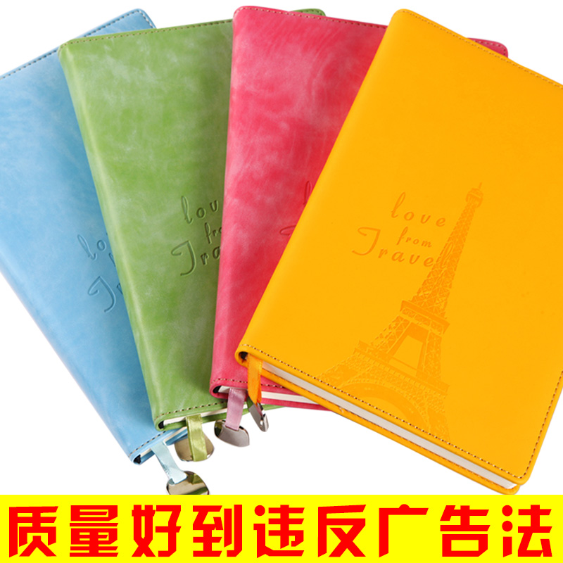 Japan and south korea creative stationery trend喜通heeton 25k-type business office hardface copy a5 notebook notepad