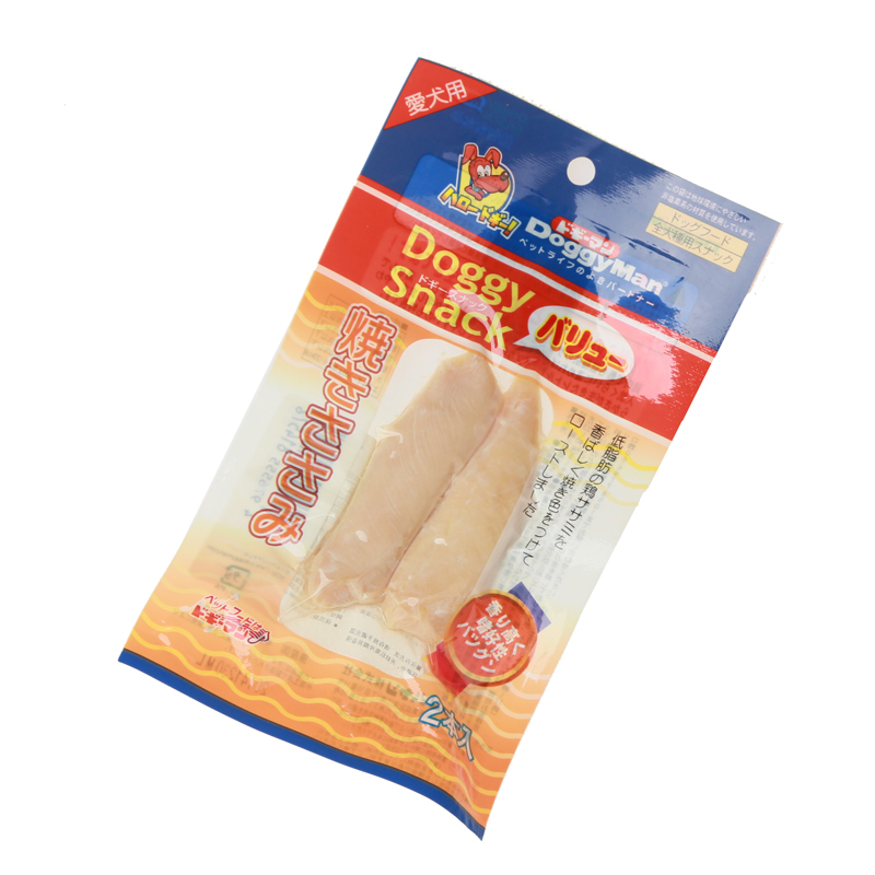 Japan doggyman more diffuse electric chicken small chest chicken breast 2 10æ ¹loaded original flavor chicken breast meat dog snacks teddy