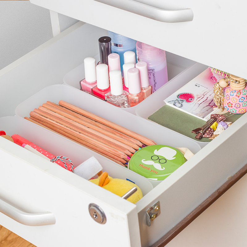 Japan finishing box drawer storage box drawer cabinet finishing rack storage rack storage box plastic drawer divider