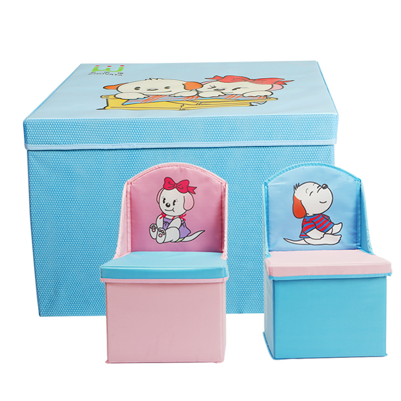 Get Quotations · Japanu0027s Baby Crawling Mat Thick Mats Foldable Storage Box  Storage Stool Picnic Outings Innocentive Wei