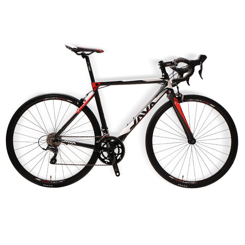 Java road bike 18 speed road bike racing aluminum torpedo siluro breaking wind road running car