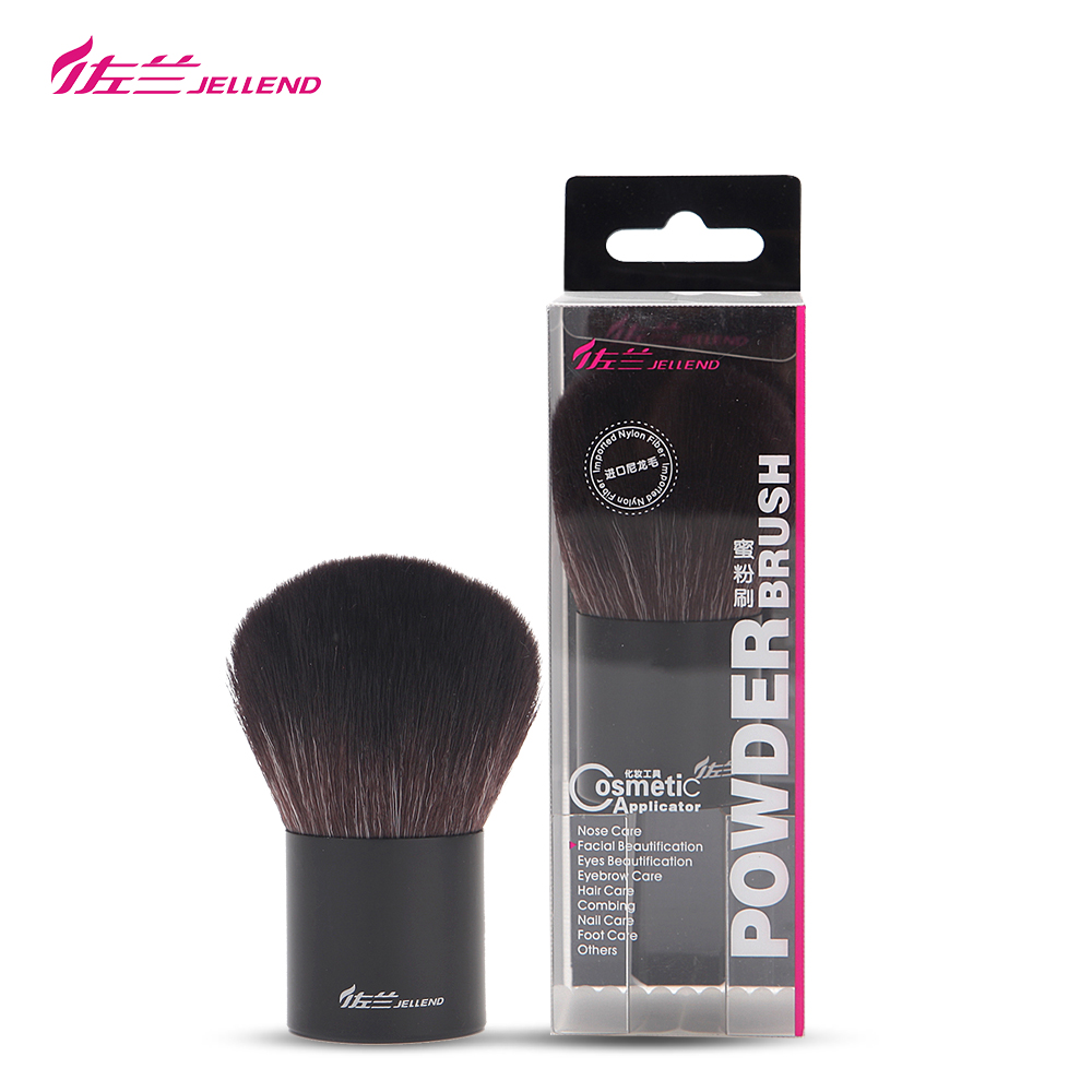 Jellend/zoran professional makeup brushes tools stucco foundation brush blush brush powder brush beauty tools are
