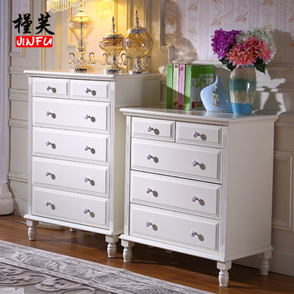 Jin fu korean garden wood chest of drawers chest of drawers six doo doo cabinet chest of drawers chest of drawers korean bedroom furniture