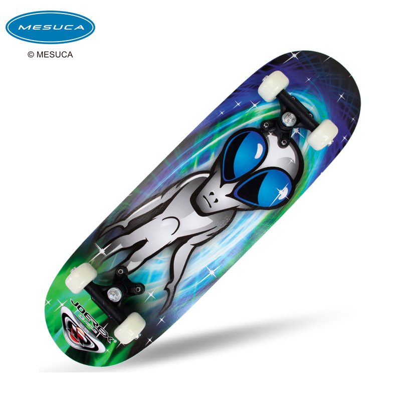 Joerex joerex double alice skateboard highway brush street board skateboard skateboard four adult children skateboard