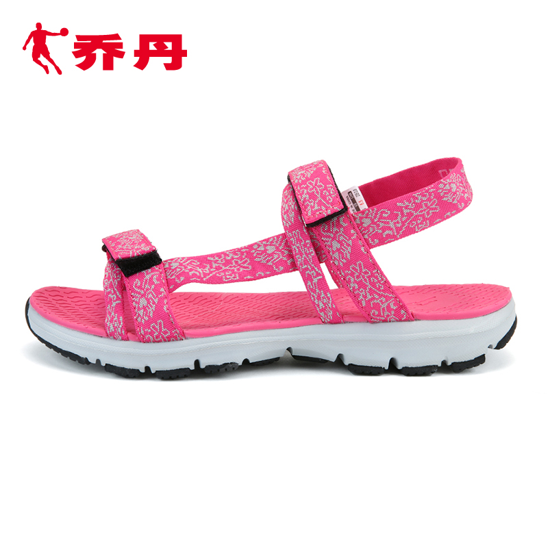 Jordan shoes sandals women flat sandals slippers summer new 2016 lightweight and comfortable slip casual shoes