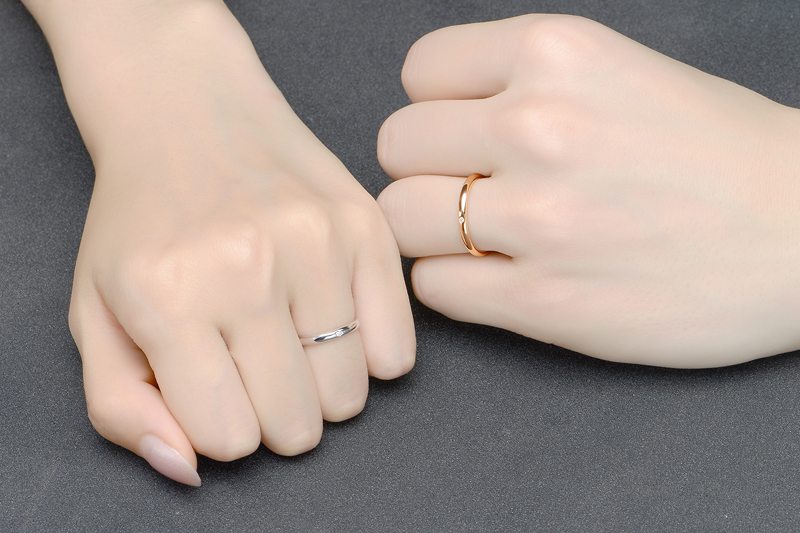 China Plain Gold Ring China Plain Gold Ring Shopping Guide at